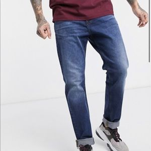 Dr Denim James relaxed tapered jeans 32/32